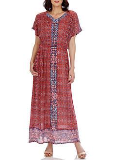 Lucky Brand Tapestry Dress