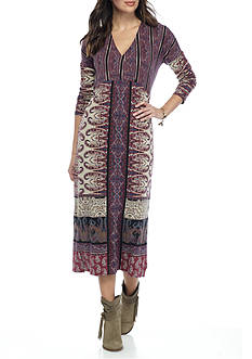 Lucky Brand Knit Maxi