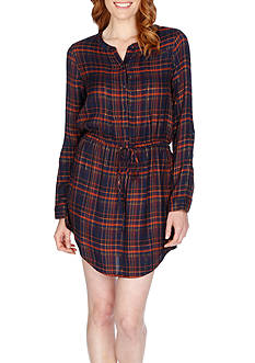 Lucky Brand Girlfriend Plaid Dress