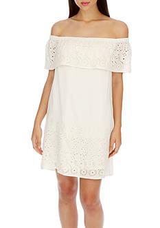 Lucky Brand Amanda Schiffly Dress