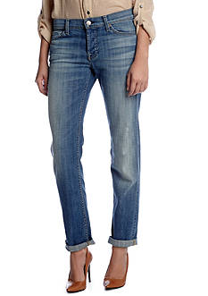 7 For All Mankind® Josefina Rolled Boyfriend Skinny Jean