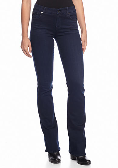 7 For All Mankind® Slim Illusion LUXE: Boot Cut Jean