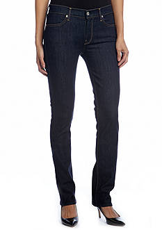 7 For All Mankind® Modern Straight Jean In Ink Rinse