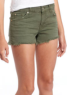 7 For All Mankind Clean Cut Off Short