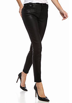 7 For All Mankind Coated Ankle Skinny