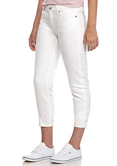 7 For All Mankind Kimmie Cropped Jean Pant
