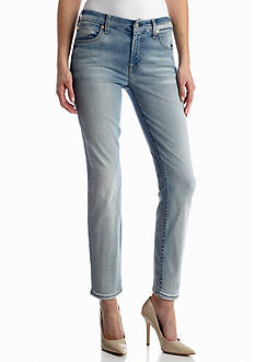 7 For All Mankind® The Kimmie Crop Slim Illusion Jean