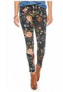 7 For All Mankind® Floral Botanical Ankle