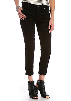 7 For All Mankind® Skinny Crop and Roll Jeans
