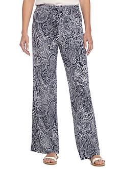 Grace Elements Antique Swirl Soft Pants