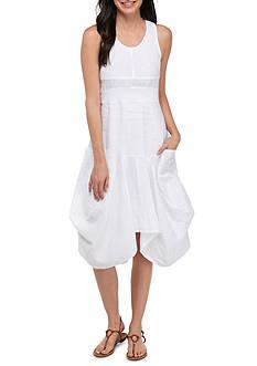 Grace Elements Rib Waist Dress
