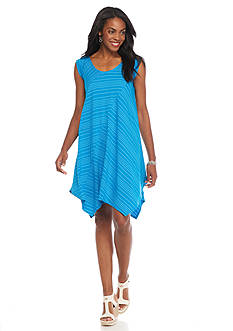 Grace Elements Sharkbite Hem Dress