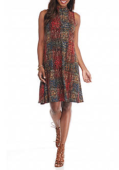 Grace Elements Ombre Wicker Dress