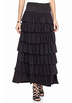 Grace Elements Long Maxi Cha Cha Skirt