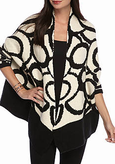 Grace Elements Large Circle Sweater