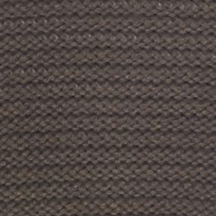 Purple Plus Size Sweaters: Medium Gray Grace Elements Plus Size Faux Sherpa Suede Cardigan