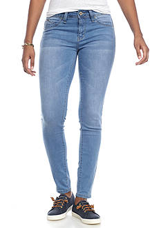 YMI Wanna Betta Butt Mid Rise Super Soft Jeans