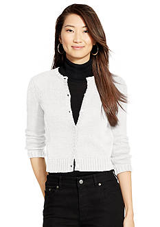 Lauren Ralph Lauren Cotton Cardigan