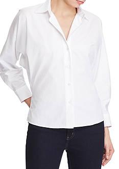 Lauren Ralph Lauren Dolman-Sleeve Shirt