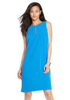 Lauren Ralph Lauren Sleeveless Satin Dress