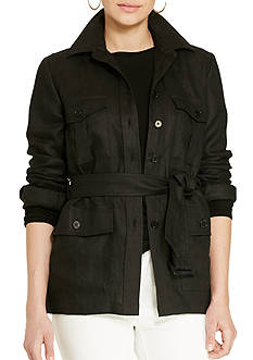 Lauren Ralph Lauren® Linen Canvas Jacket
