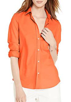Lauren Ralph Lauren Cotton Pique Shirt