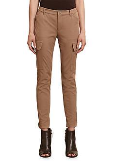 Lauren Ralph Lauren Skinny Cargo Pants