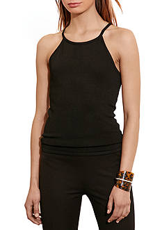 Lauren Ralph Lauren Knit Sleeveless Top
