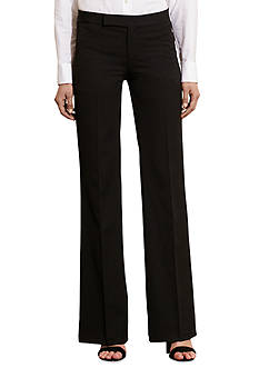 Lauren Ralph Lauren® Stretch Twill Flared Pant