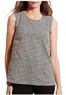 Lauren Ralph Lauren Sleeveless Top
