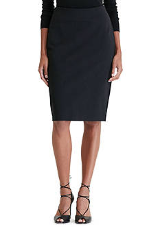 Lauren Ralph Lauren Ponte Pencil Skirt