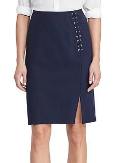 Lauren Ralph Lauren Ponte Pencil Skirt