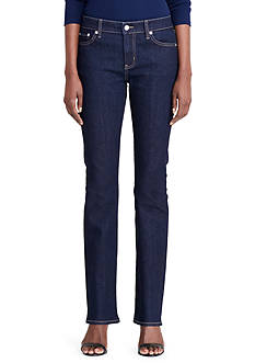 Lauren Ralph Lauren Slim Bootcut Jeans