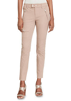 Lauren Ralph Lauren Stretch Cotton Cargo Pant