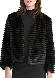 Lauren Ralph Lauren Faux-Shearling Jacket
