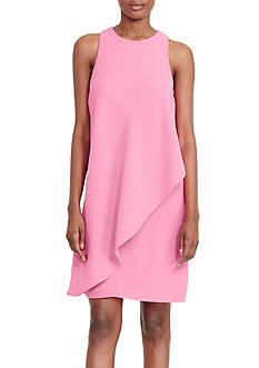 Lauren Ralph Lauren Vadrata Sleeveless Dress