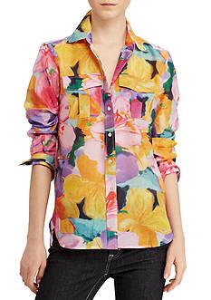 Lauren Ralph Lauren Courtenay Shirt