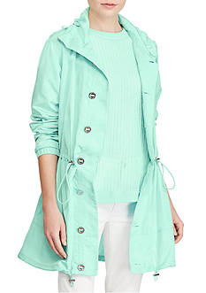 Lauren Ralph Lauren Lightweight Drawcord Jacket