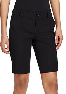 Lauren Ralph Lauren Stretch Cotton Short