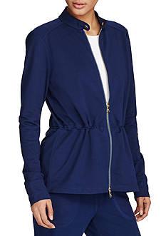 Lauren Ralph Lauren Full-Zip Jacket