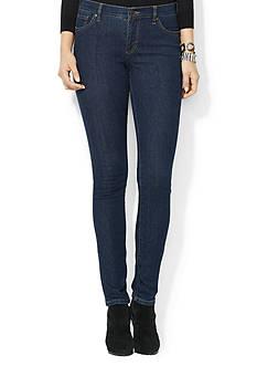 Lauren Ralph Lauren Petite Super Stretch Slimming Modern Skinny Jean