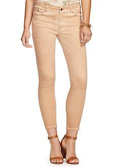 Lauren Ralph Lauren Petite Premium Skinny Jeans