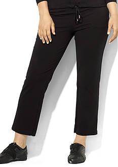 Lauren Ralph Lauren Plus Size Jersey Pant