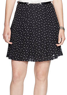 Lauren Ralph Lauren Women's Plus Kennay Straight Skirt