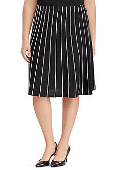 Lauren Ralph Lauren Plus Size Scylla Full Skirt