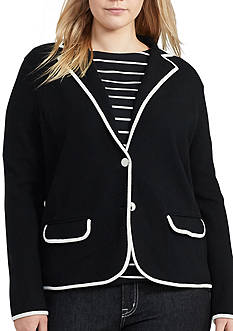 Lauren Ralph Lauren Plus Size Alvarta Jacket