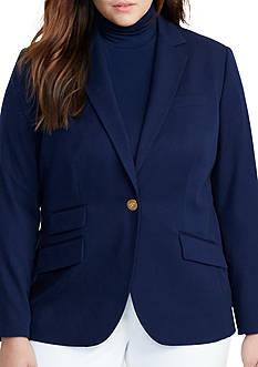Lauren Ralph Lauren Plus Size Blazer