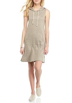 H.I.P Sleeveless Hoodie Dress