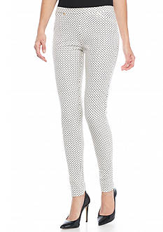 MICHAEL Michael Kors Bungalow Dot Print Leggings