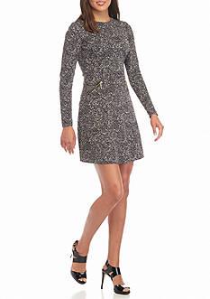MICHAEL Michael Kors Norfolk Print Dress